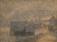 ActiveMuseum_0000073.jpg / Winter morning - Ivan Grohar (1905) - <br />06/06/2013  -   / 20th century<br />Active Museum / Le Pictorium