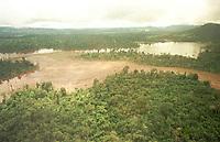 Mina de ouro do igarapé Bahia