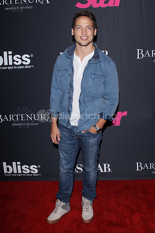 HOLLYWOOD, CA - OCTOBER 22: Bret Green at Star Magazine's Scene Stealers party at The W Hollywood on October 22, 2015 in Hollywood, California. Credit: mpi21/MediaPunch