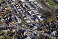 Wentorf Zentrum: DEUTSCHLAND, SCHLESWIG-HOLSTEIN, WENTORF 10.03.2016: Wentorf Zentrum