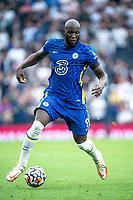19th September 2021; Tottenham Hotspur Stadium, Tottenham, London; Romelu Lukaku during the Premier League match between Tottenham Hotspur and Chelsea at Tottenham Hotspur Stadium