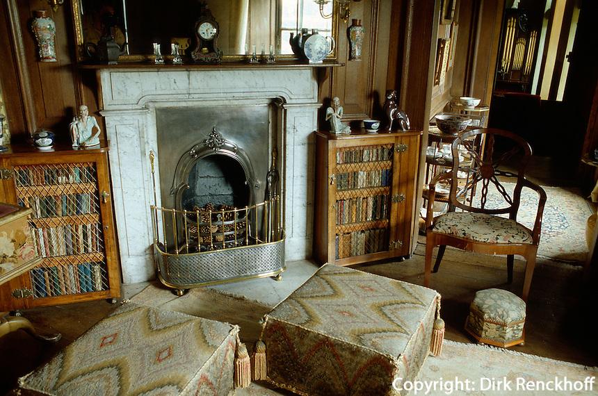 Großbritannien, Wales, Herrenhaus Erddig.Erddig Manor