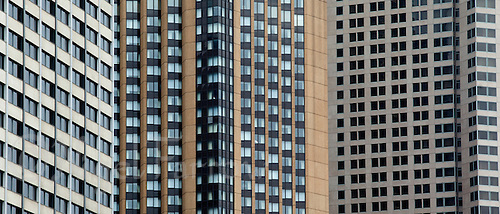 14 SEP 2009 - SYDNEY, AUS - Office buildings near Circular Quay (PHOTO (C) NIGEL FARROW)