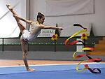 Para ver mas imagenes de esta actuación solicitelo por e-mail a if_fotografo@yahoo.es<br /> <br /> 1ª fase del Trofeo Mediterraneo 2016 de Gimnasia Ritmica.<br /> L'Alcudia (Valencia).<br /> 7 de febrero de 2016.