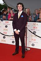 Darragh Ennis<br /> arriving for the National Television Awards 2021, O2 Arena, London<br /> <br /> ©Ash Knotek  D3572  09/09/2021