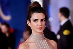 Clara Lago attends to the Red Carpet of the Goya Awards 2017 at Madrid Marriott Auditorium Hotel in Madrid, Spain. February 04, 2017. (ALTERPHOTOS/BorjaB.Hojas)