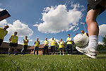 FA referees practical training course 14/06/2009