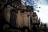 Oxford University<br /> Oxford, United Kingdom<br /> November 28, 2018<br /> <br /> University Church of St. Mary the Virgin.