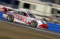 .The Rennwerks Motorsports Porsche, 3rd. overall and class...