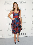 Alyson Hannigan walks the carpet as Elle Honors Hollywood's Most Esteemed Women in the 17th Annual Women in Hollywood Tribute held at The Four Seasons Beverly Hills in Beverly Hills, California on October 18,2010                                                                               © 2010 VanStory/Hollywood Press Agency