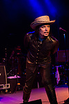 Adam Ant<br /> Adam Ant at 100 Club.jpg<br /> Adam Ant at the 100 Club in January 2011<br /> Background information<br /> Birth nameStuart Leslie Goddard<br /> Born3 November 1954 (age 63)[1]<br /> Marylebone, London, England[1]<br /> Genres<br /> New wave post-punk alternative rock[2] dance-rock<br /> Occupation(s)<br /> Musician singer<br /> Instruments<br /> Vocals<br /> Years active1977–present<br /> Labels<br /> CBS Columbia MCA EMI Blueblack Hussar<br /> Adam Ant is an English singer and musician. He gained popularity as the lead singer of new wave group Adam and the Ants and later as a solo artist, scoring 10 UK top ten hits from 1980 to 1983, including three UK No. 1 singles. He has also worked as an actor, appearing in over two dozen films and television episodes from 1985 to 2003.<br /> Since 2010, Ant has undertaken an intense reactivation of his musical career, performing live regularly in his hometown of London and beyond, recording and releasing a new album and completing six full-length UK national tours, four US national tours, and two Australian tours[3][4][5] and with a fifth US tour scheduled Adam Ant US ANTHEMS TOUR