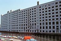 Chicago: Montgomery Ward & Co. Warehouse, 1907. Schmidt, Garden & Martin. Photo '77.