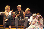"Cynthia Watros, Grant Aleksander, Tina Sloan, Meredith Taylor - cast on stage with Guiding Light's Michael O'Leary author of ""Breathing Under Dirt"" - full play - had its world premier on August 13 and 14, 2016 at the Ella Fitzgerald Performing Arts Center, University of Maryland Eastern Shore, Princess Anne, Maryland  (Photo by Sue Coflin/Max Photos)"