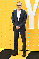 """Danny Boyle<br /> arriving for the """"Yesterday"""" UK premiere at the Odeon Luxe, Leicester Square, London<br /> <br /> ©Ash Knotek  D3510  18/06/2019"""