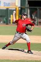 Bryan Shaw - Arizona Diamondbacks 2009 Instructional League .Photo by:  Bill Mitchell/Four Seam Images..