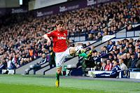 Saturday, 9 March 2013<br /> <br /> Pictured: Ben Davies of Swansea City<br /> <br /> Re: Barclays Premier League West Bromich Albion v Swansea City FC  at the Hawthorns, Birmingham, West Midlands