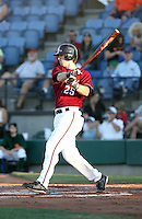 Andrew Fie / Yakima Bears playing against the Boise Hawks - Boise, ID - 08/27/2008..Photo by:  Bill Mitchell/Four Seam Images