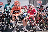 Michael van Staeyen (BEL/Cofidis) at the race start<br /> <br /> 59th Grand Prix de Wallonie 2018 <br /> 1 Day Race from Blegny to Citadelle de Namur (BEL / 206km)