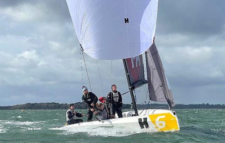 RYA Summer Match Racing Q3 at Poole YC