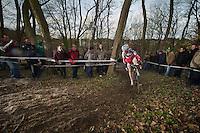 Kevin Pauwels (BEL)<br /> <br /> Vlaamse Druivencross Overijse 2013