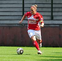 RSC Anderlecht Dames - Standard Femina : Standard kampioen 2010 - 2011 : Maud Coutereels.foto DAVID CATRY / Vrouwenteam / Loft6