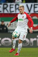 Philipp Max #31 (FC Augsburg), FC Augsburg vs. VfL Wolfsburg, 1.Bundesliga, 25.11.2017 *** Local Caption *** © pixathlon<br /> Contact: +49-40-22 63 02 60 , info@pixathlon.de