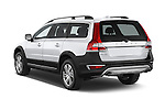 Car pictures of rear three quarter view of a 2015 Volvo XC70 T5 5 Door Wagon angular rear