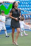 Real Madrid's new player Theo Hernandez's girlfriend Adriana Pozueco. July 10, 2017. (ALTERPHOTOS/Acero)