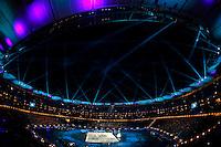 Closing ceremony of the  2010 FIFA World Cup - Johannesburg, South Africa, Sunday, July, 11, 2010. Final match, Netherlands vs Spain, Soccer City Stadium (credit & photo: Pedja Milosavljevic / +381 64 1260 959 / thepedja@gmail.com / STARSPORT )