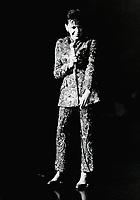 Judy Garland performing, December 31, 1968.