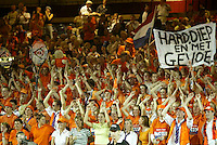 20030919, Zwolle, Davis Cup, NL-India, Dutch Supporters