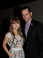 09-08-14 Nolcha Fashion Week - Constantine Maroulis -  Sammi Hanratty - more
