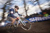 Steve Chainel (FRA)<br /> <br /> 2014 UCI cyclo-cross World Championships, Elite Men