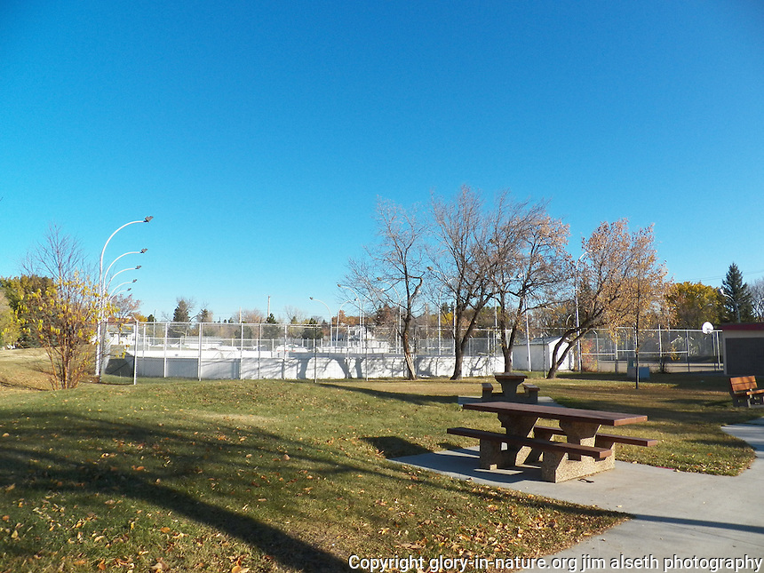 As the final curtain to autumn falls, hockey rinks in Alberta are waiting to bustle.
