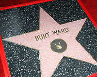 LOS ANGELES - JAN 9:  Burt Ward star at the Burt Ward Star Ceremony on the Hollywood Walk of Fame on JANUARY 9, 2020 in Los Angeles, CA