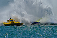 """Frame 30: Andrew Tate, H-300 """"Pennzoil"""", Donny Allen, H-14 """"Legacy 1""""       (H350 Hydro)"""
