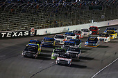 NASCAR Camping World Truck Series<br /> JAG Metals 350<br /> Texas Motor Speedway<br /> Fort Worth, TX USA<br /> Friday 3 November 2017<br /> Myatt Snider, Liberty Tax Service Toyota Tundra Noah Gragson, Switch Toyota Tundra<br /> World Copyright: Matthew T. Thacker<br /> LAT Images