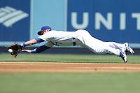 Miami Marlins at Los Angeles Dodgers 8/26/12