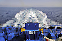 -  ferry of Moby Lines company in navigation....- traghetto della compagnia Moby Lines in navigazione