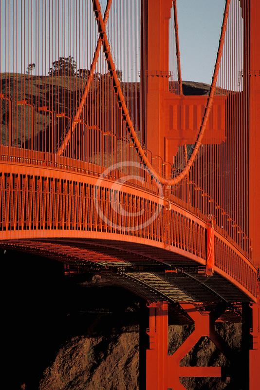California, San Francisco, Golden Gate Bridge