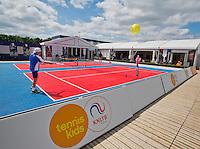 Netherlands, Rosmalen , June 08, 2015, Tennis, Topshelf Open, Autotron, KNLTB Plaza<br /> Photo: Tennisimages/Henk Koster
