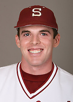 STANFORD, CA - JANUARY 7:  William Krasne of the Stanford Cardinal baseball team poses for a headshot on January 7, 2009 in Stanford, California.