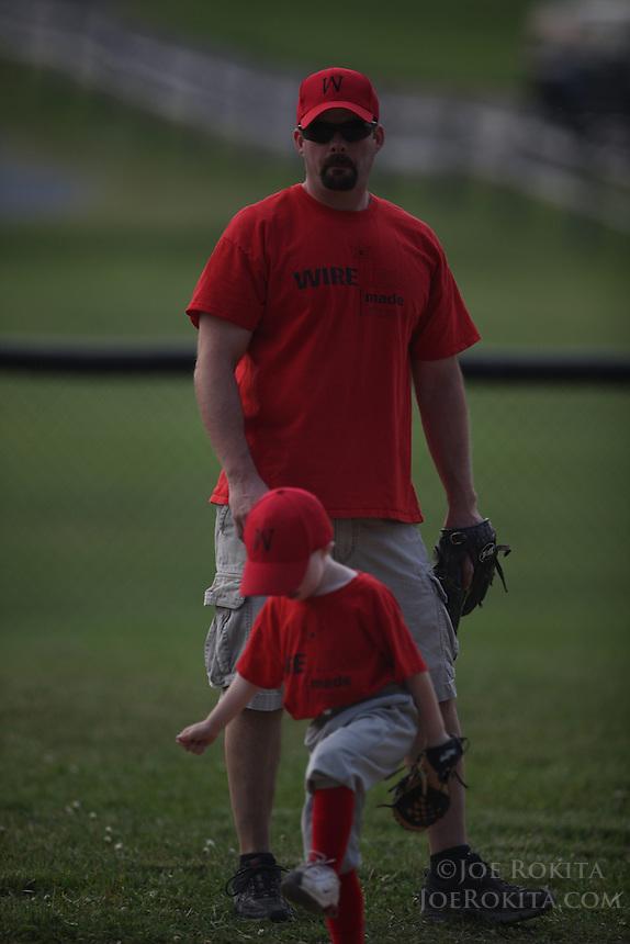 Wireless Made Simple tee ball<br /> <br /> Coach Jay<br /> Sawyer