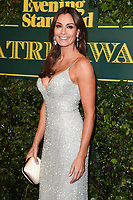 Melanie Sykes<br /> arriving for the 2017 Evening Standard Theatre Awards at the Theatre Royal Drury Lane, London<br /> <br /> <br /> ©Ash Knotek  D3355  03/12/2017 arriving for the 2017 Evening Standard Theatre Awards at the Theatre Royal Drury Lane, London<br />
