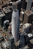 Skyscrapers | San Francisco Aerial Photography