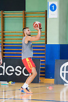 Willy Hernan Gomez during the training of Spanish National Team of Basketball. August 06, 2019. (ALTERPHOTOS/Francis González)