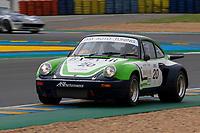 #20 REMI TERRAIL / JÜRG AEBERHARD  -  PORSCHE / 911 CARRERA RSR 3.0 / 1974 GT1