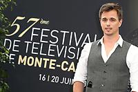 DARIN BROOKS - Photocall 'AMOUR GLOIRE ET BEAUTE' - 57ème Festival de la Television de Monte-Carlo. Monte-Carlo, Monaco, 18/06/2017. # 57EME FESTIVAL DE LA TELEVISION DE MONTE-CARLO - PHOTOCALL 'AMOUR GLOIRE ET BEAUTE'