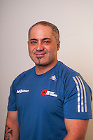 Assistant coach Reuben Samuels. New Zealand Black Ferns headshots at The Rugby Institute, Palmerston North, New Zealand on Thursday, 28 May 2015. Photo: Dave Lintott / lintottphoto.co.nz