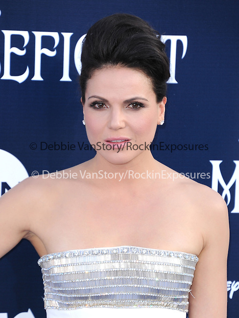"""Lana Parrilla attends The World Premiere of Disney's """"Maleficent"""" held at The El Capitan Theatre in Hollywood, California on May 28,2014                                                                               © 2014 Hollywood Press Agency"""